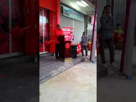 """Sambutan Jadi Rajagukguk Acara Peresmian Rumah Aspirasi: """"Tampung Inspirasi Masyarakat"""""""