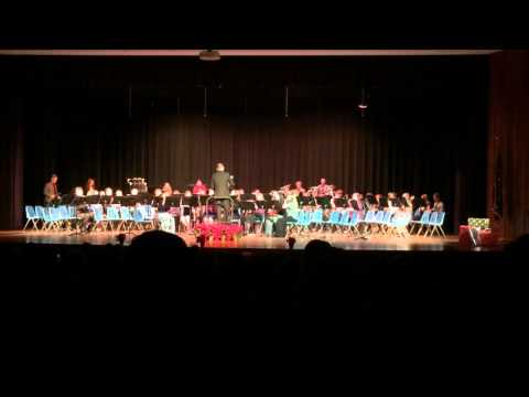 Centerville Senior High School Band Christmas Concert 2015