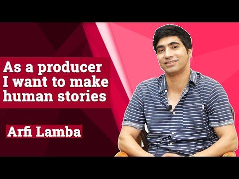 Arfi Lamba: My favourite character is Ajay Devgn's in Hum Dil De Chuke Sanam