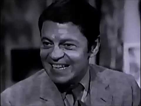 Happening (1969) interview with Ross Martin