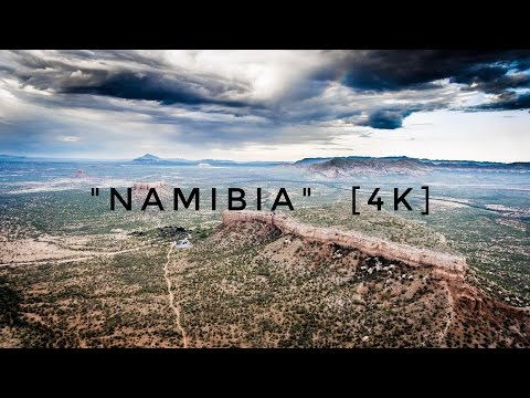 """NAMIBIA"" - Nature and Wildlife - 4K"