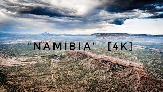 """NAMIBIA"" - Nature and Wildlife - 4K"