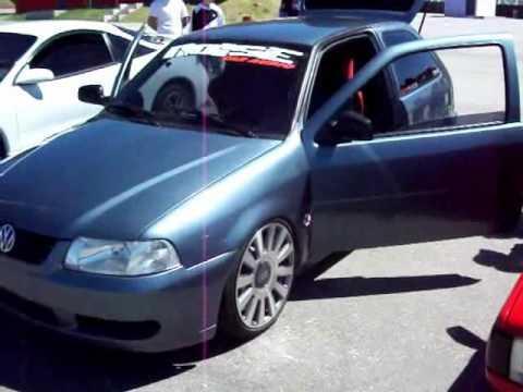 VW Gol Tuning - Encuentro Fierrero en San Luis - YouTube