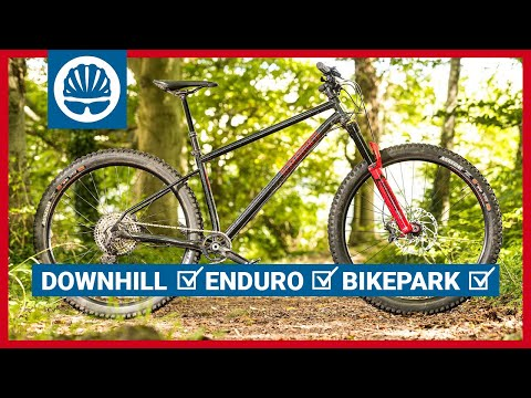 ULTRA Hardcore Hardtail For The Rowdiest Rider | Marin El Roy