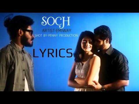 Emiway SOCH LYRICS    Full Song   2016