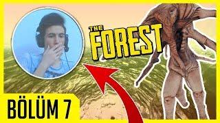 BEN Bİ KORKTUM GİBİ HE | Ekip İle The Forest - Bölüm #7 [ TÜRKÇE ]