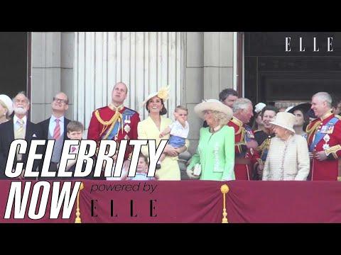 ルイ王子が可愛いすぎる!トゥルーピング・ザ・カラー2019のBESTモーメント|ELLE海外セレブゴシップ
