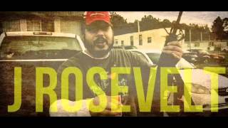 Country Rap Remix Song - Hick Hop - 2017 - J Rosevelt - Southern Fried Style