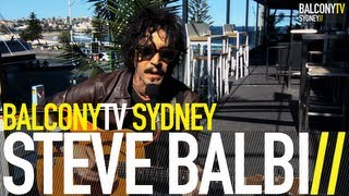 STEVE BALBI - MOVING ON (BalconyTV)