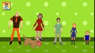 Finger Family   Scooby Doo Finger Family   Finger Family Songs   Finger Family Parody