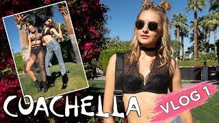 Road to Coachella | Festival Love, Music, & New Friends | Sanne Vloet