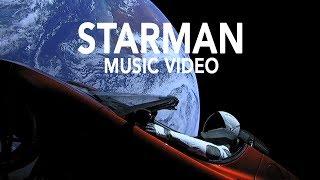 SpaceX Starman Music Video