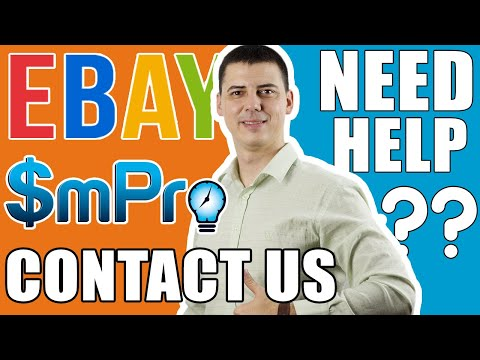 EBay Support Contact Us SMpro Net Phone Chat Online Live E Mail