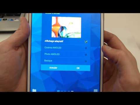 Test Samsung Galaxy Tab S 8.4 en français