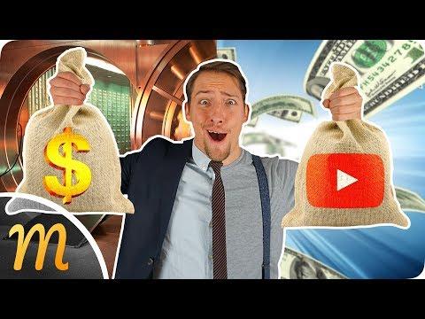 TRUE STORY - DE DIRTY MONEY À YOUTUBE MONEY