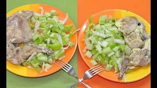Кролик под белым соусом (Просто диета 13)