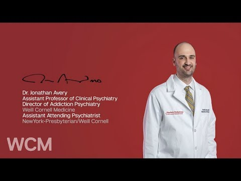 We Are Weill Cornell Medicine | Dr. Jonathan Avery
