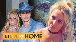 Britney Spears and Justin Timberlake Interact on Instagram and We Are SHOOK | ET Live @ Home