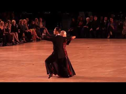 2010 Ohio Star Ball   Arunas Bizokas and Katusha Demidova   Tango Showdance