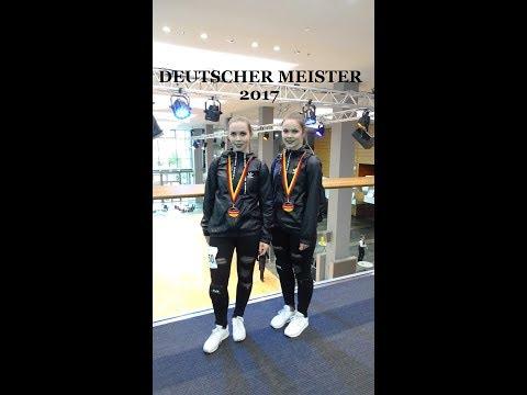 Deutscher Meister Duo M-Reihe - Deutsche Meisterschaft DAT Mannheim 2017