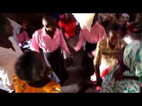 Welcoming the Word of God Kakwa-style (Yei, South Sudan)