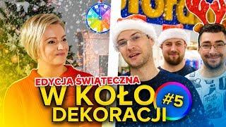 Dorota Szelągowska i 5 sposobów na - W KOŁO DEKORACJI #5