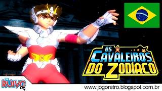 Os Cavaleiros do Zodíaco: HADES Dublado (Versão Definitiva PT-BR) no Playstation 2