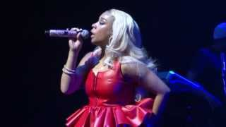 Keyshia Cole -  I Remember [Live @ L