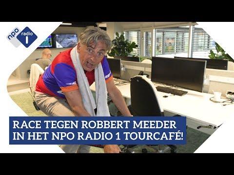 Beleef de Tour de France in het NPO Radio 1 Tourcafé | NPO Radio 1