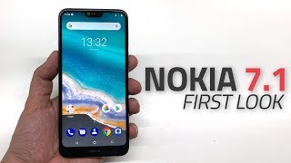 Nokia 7.1 First Look | Price, Specs, Features, and More