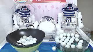 Toreba 2nd Win Ping Pong! Star Wars - Mega Jumbo Soft Plushy #R2-D2™]!!