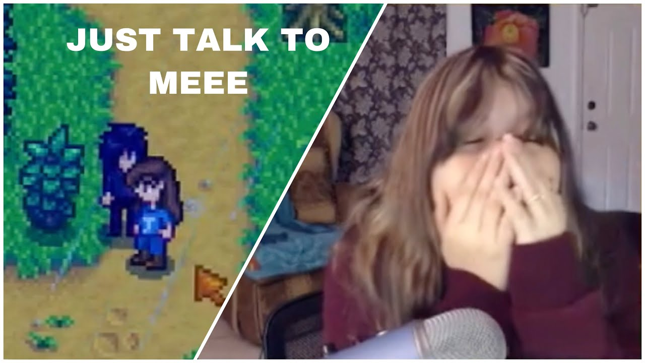 Time to introduce myself!-Stardew Valley!