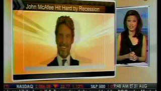 McAfee Force To Sell House - Bloomberg