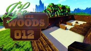 MINECRAFT [012] [Her mit dem Holz! Eine Treppe muss her] LIFE IN THE WOODS] [LitW] [Deutsch German] thumbnail