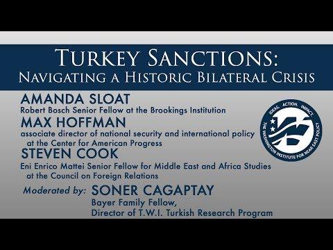 Turkey Sanctions: Navigating a Historic Bilateral Crisis