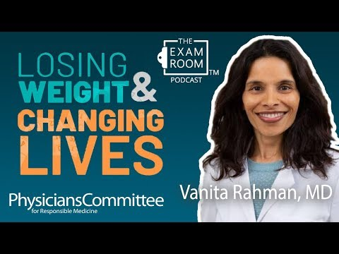 Dr. Rahman Changed Her Life by Adopting a Plant-Based Diet