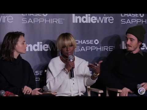 """Sundance 2017 """"Mudbound"""" IndieWire Panel at Chase Sapphire 1-22-17"""