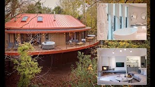 Chewton Glen Hotel offers the ultimate luxury treehouse