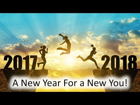It's a New Year and a Chance to Create a New You!