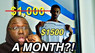 SPOILED TEEN WANTS HIS ALLOWANCE RAISED TO $1500 A MONTH!!