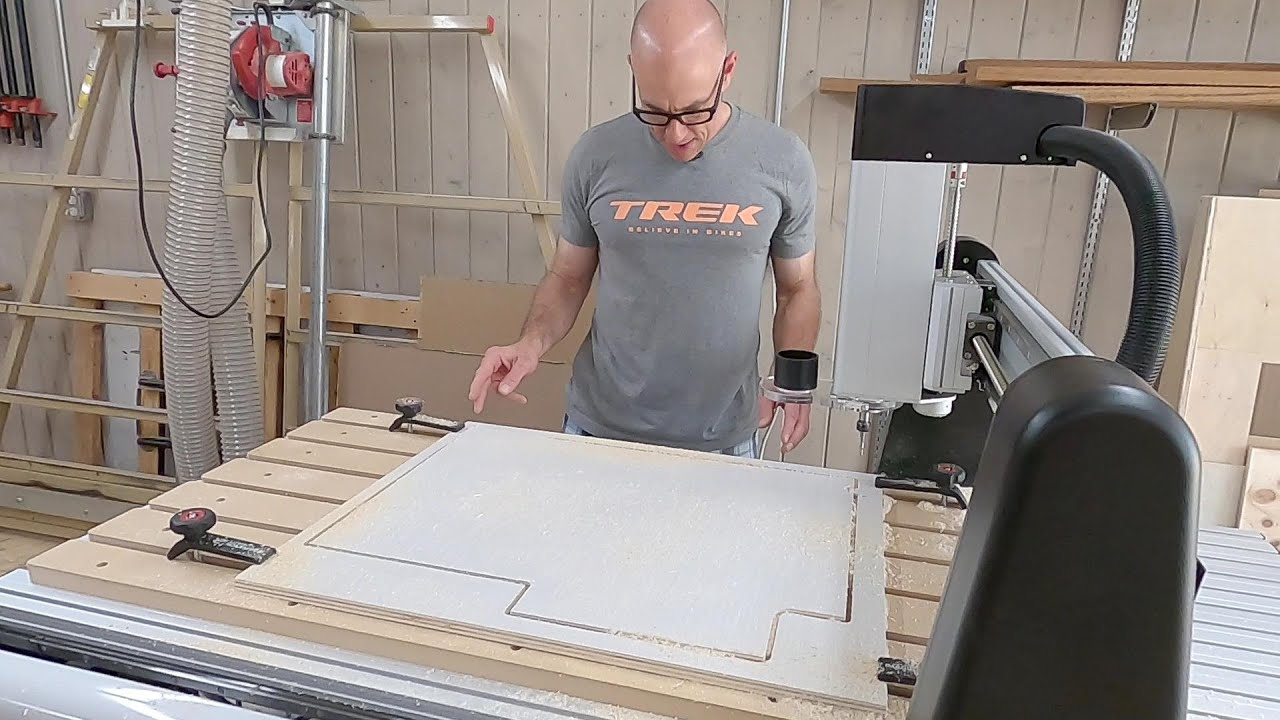 My First RV Mod with the New CNC Router!