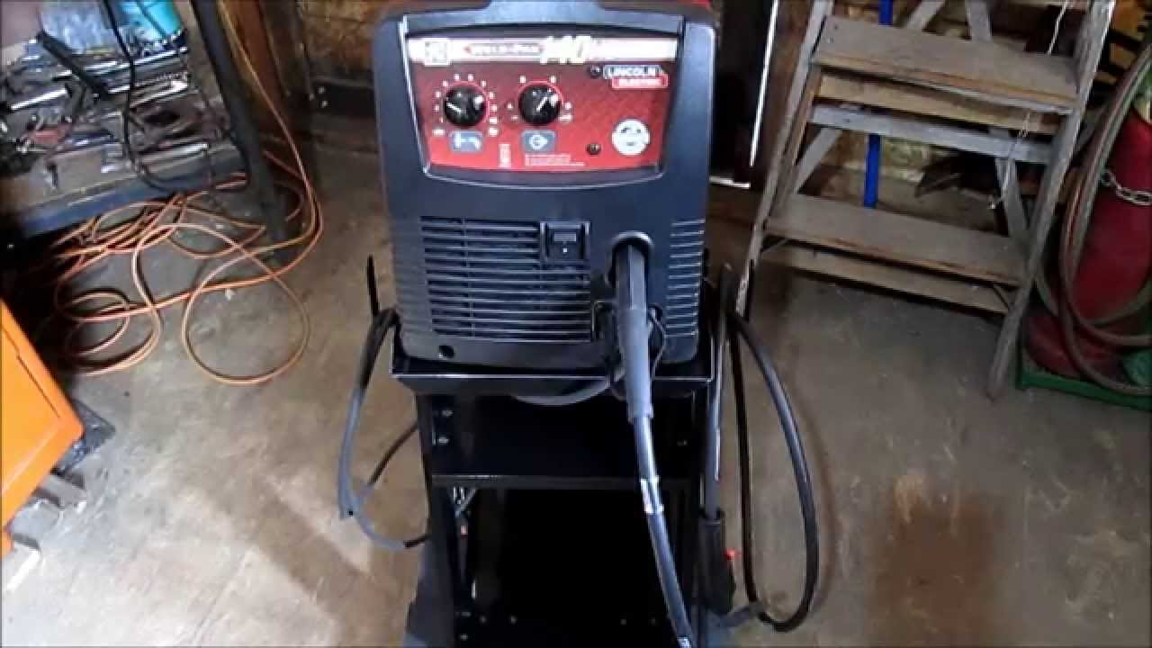Harbor Freight Welding Cart Modification Youtube