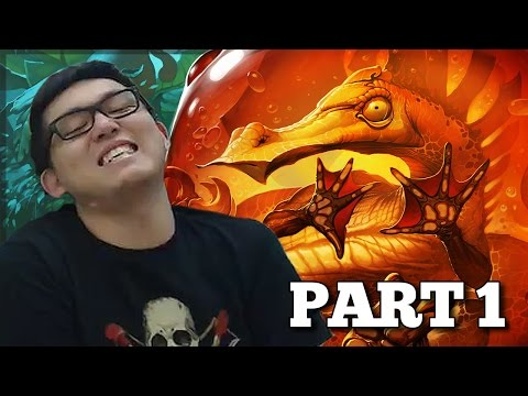 Overpowered Priest Draft! SO MUCH AMBER: Part 1