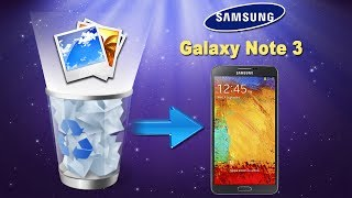 [Galaxy Note 3 Pictures Recovery]: How to Recover Deleted Photos from Galaxy Note 3?