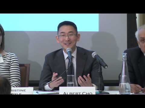 2016 Symposium America's Water: Innovation at Work - Panel 1