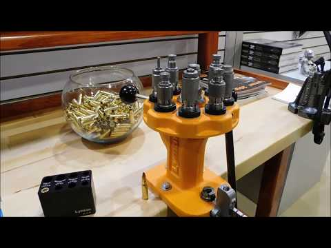 Lyman Reloading: New Products For 2018