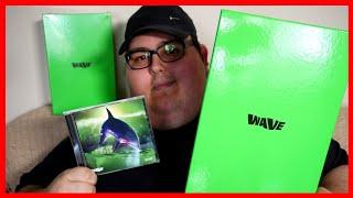 UFO361 - WAVE [LTD. FANBOX] UNBOXING #345