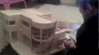 Model House Time Lapse