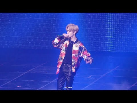 [FANCAM] 180203 GOT7 4TH FM - WOLO (Mark focus)