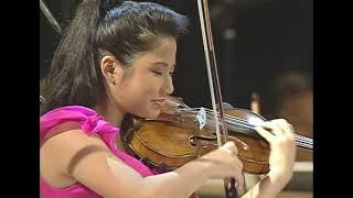 사라 장sarah chang 16세 시절, Sarasate-Carmen Fantasy 카르멘 환상곡 op.25, 정명훈 지휘, 1995